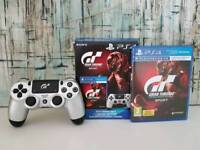 Gran Turismo Sport & Controller * Boxed* Limited Edition *