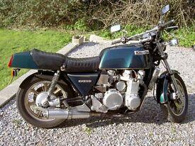 Z1300 1980 less than 18000 miles