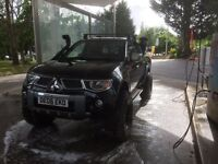 Mitsubishi L200 pick up monster truck snorkel lift kit new mot service history recent new belts