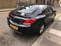 Vauxhall insignia 2013 eco flex