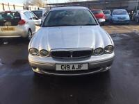 JAGUAR. 2005 X TYPE 2.0 L SALOON