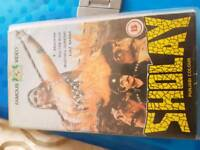 Pakistani movie vhs SHOLAY