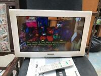 "Panasonic viera 19"" tv FREE DELIVERY PLYMOUTH AREA"