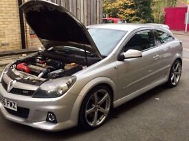Vauxhall Astra VXR 320BHP STAGE 2