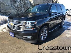 2015 Chevrolet Tahoe LTZ/NAV/DVD/SUNROOF/HEATED&COOLED LEATHER