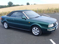 AUDI 80 CONVERTIBLE 2.0L ****PRICE DROP!!!****PRICE DROP!!!****