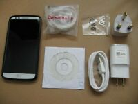 LG G2 smartphone with new sim and credit