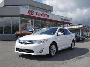 2012 Toyota Camry Hybrid Certified