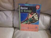 Heinemann Revise A2 Biology for Aqua A