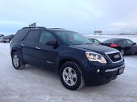 2008 GMC Acadia SLE Rated A+ by the B.B.B
