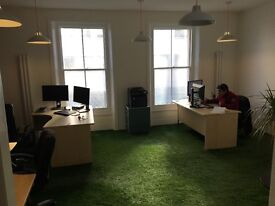 Entire Floor/Coworking space for hire Fulham Broadway