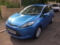 2012 Ford Fiesta 1.4 TDCI 5 Door **Diesel** Tax is only £20