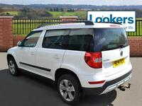 Skoda Yeti OUTDOOR SE GREENLINE II TDI CR (white) 2014-06-05