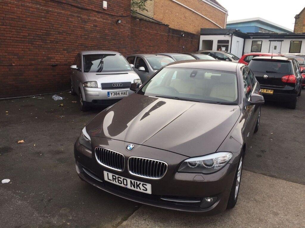 BMW 5 SERIES 520D SE 4 Dr, Efficient Dynamic- Mint Condition for Quick Sale
