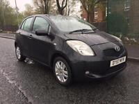 TOYOTA YARIS TR 1.3 2008(57) 5DOOR STARTS AND RUNS EXCELLENT MUST SEE**