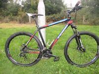 "Expert Indigo Traverse Mountain Bike - 20"" (Excellent condition)"