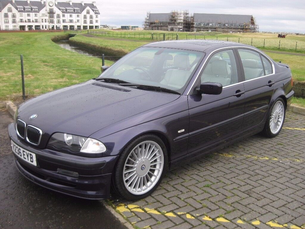 Bmw Alpina B3 3.3 automatic saloon