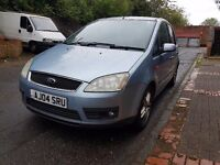 Ford focus c max 2.0 disel veri goot condition start and draiv perfect 2004