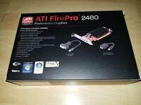 BNIB 512Mb GDDR5 ATI FirePro 2460 Graphics Card
