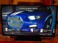 3D 46 inch Samsung TV.