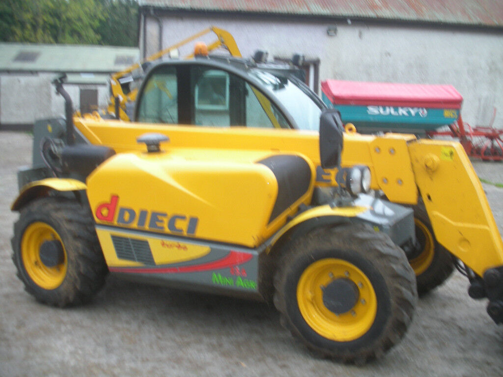DIECI ,JCB, NEW HOLLAND
