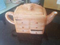 Novely teapot lovely kitchen ornaments