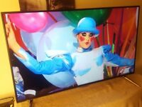 Panasonic Viera 48 Inch 4K Ultra-HD Smart 3D LED With Freeview HD (Model TX-48CX400)!!!