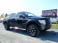 2010 Ford F-150 FX4!! JACKED!! 4X4!! CERTIFIED!!