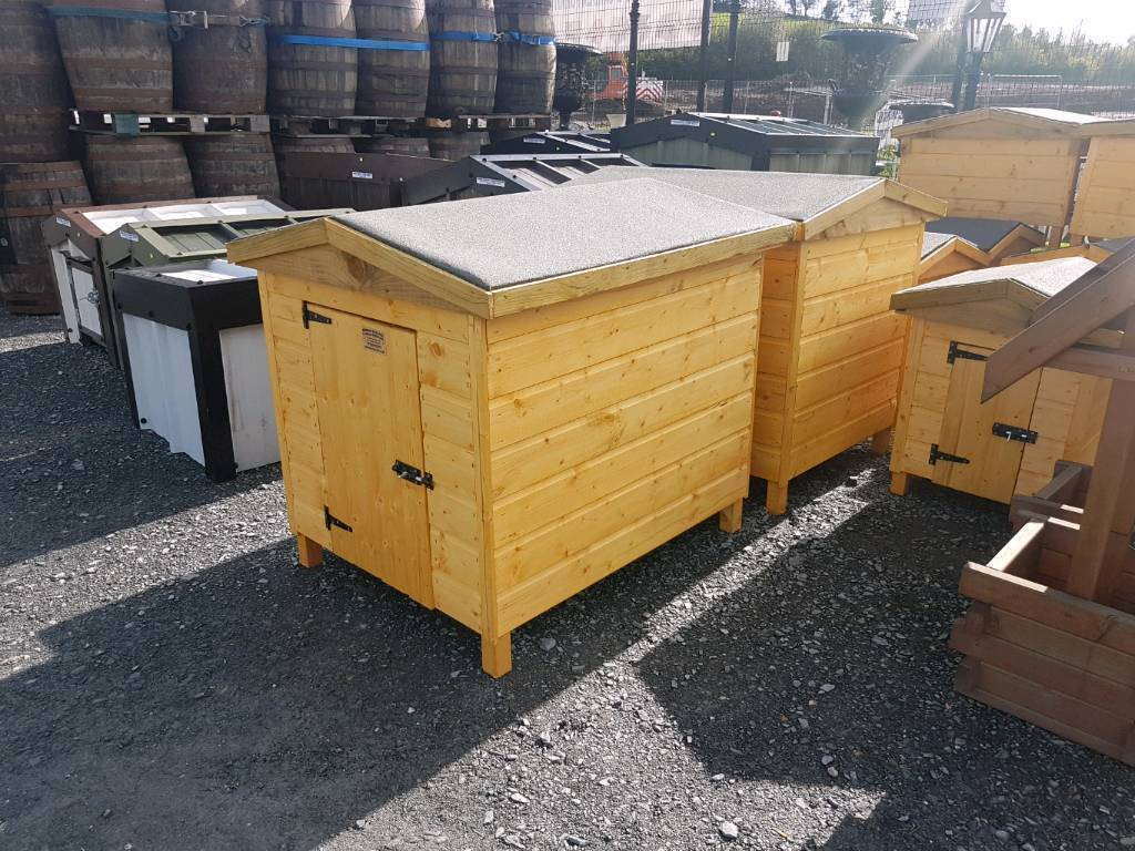 Value Range Of wooden dog boxes