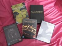Game of Thrones Series 1 - 3 DVD Box Set