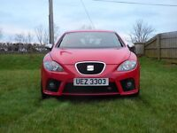 Seat Leon FR 550 (not audi a3, golf, astra, focus)
