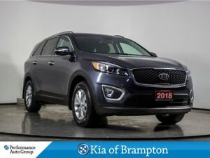 2018 Kia Sorento 2.4L. LX. CAMERA. BLUETOOTH. HTD SEATS. SAT RAD