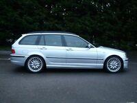 BMW 330d Touring M-Sport Auto