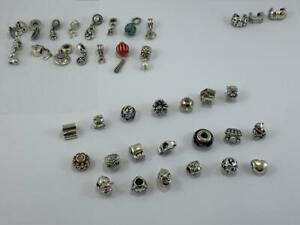 PANDORA CHARMS!! DANGLERS, CLIPS AND CHARMS! BUY 5 GET ONE FREE ~ LIMITED QUANTITY AVAILABLE AT THIS PRICE!