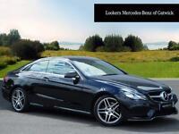 Mercedes-Benz E Class E220 CDI AMG SPORT (black) 2014-05-20