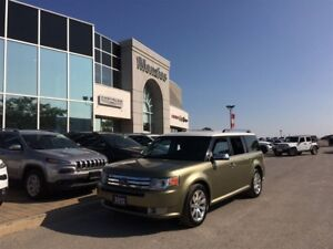 2012 Ford Flex Limited AWD, Bluetooth, Leather, Clean Carproof