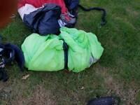 Hq depower kite 9m montana