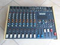 Studiomaster Vision 8 - 8 channel Passive (Unpowered) Mixer - VISION8
