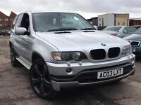BMW X5 3.0i SPORT + FULL SERVICE HISTORY + 12 MONTHS MOT + 2 KEEPERS FROM NEW