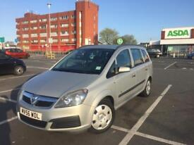 7 seater Vauxhall's Safira 1*6 petrol xxxxx low milage xxxxx