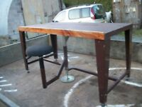 workbench steel