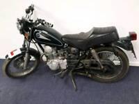 Yamaha sr125cc spares or repairs