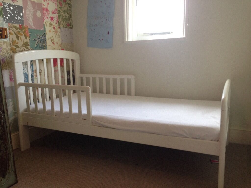 John Lewis Anna Toddler Bed John Lewis Mattress And Duvet
