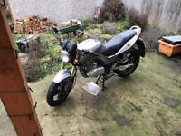 Superbyke rsr 125cc