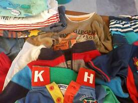 Massive lot of boy clothes 12-18 months (1 y.o. +)