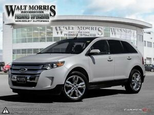 2014 Ford Edge Limited: LOCALLY OWNED, ONE OWNER, AWD