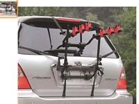 Bike car carrier for 3 bikes