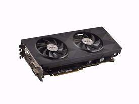 XFX R9 390 DD AMD Boxed, Like New
