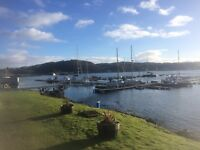 Head Chef position required for Oban Marina; Profit Share, Free Berthing if required.