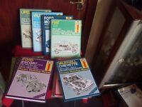 10 car manuals